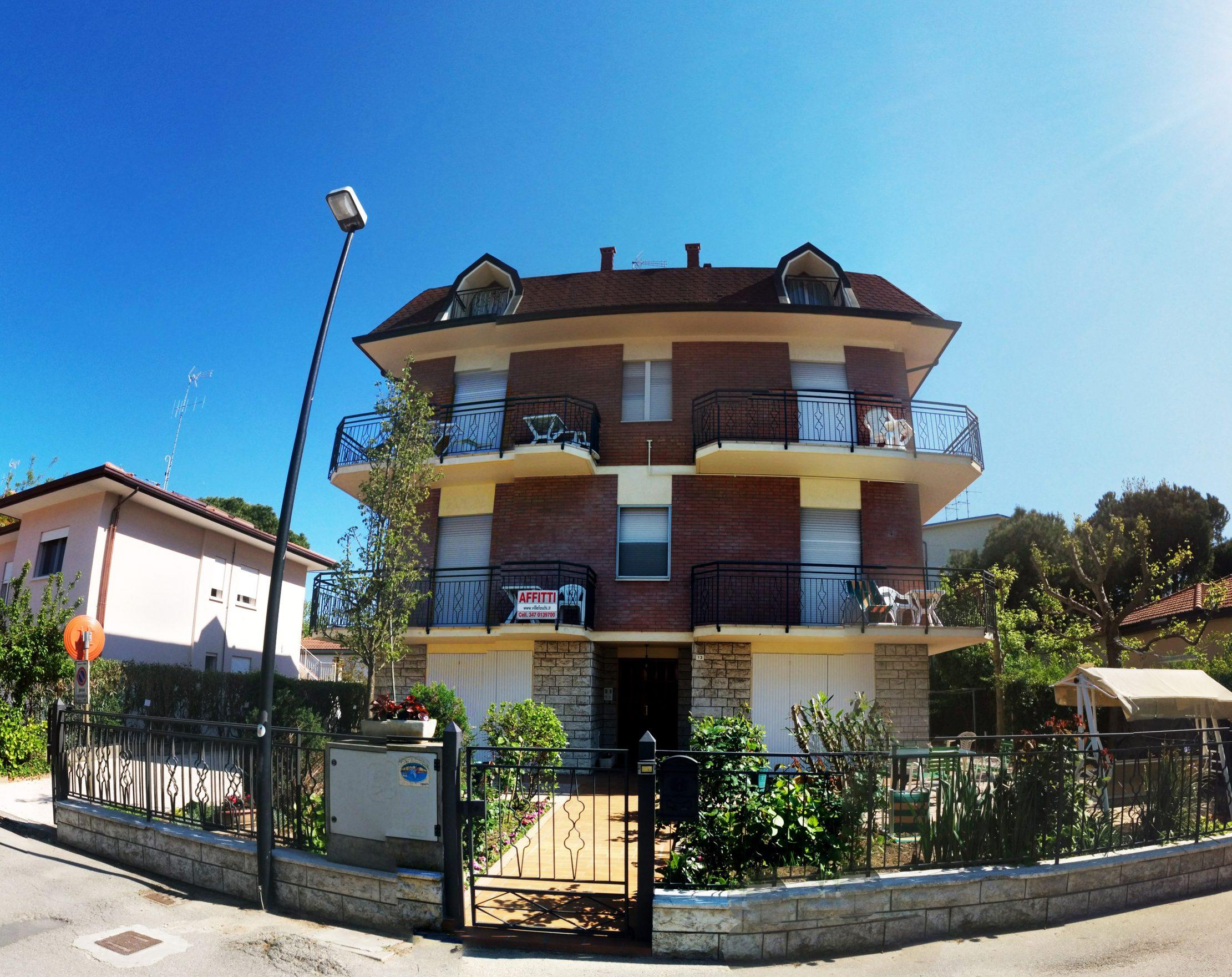Casa Via Liguria